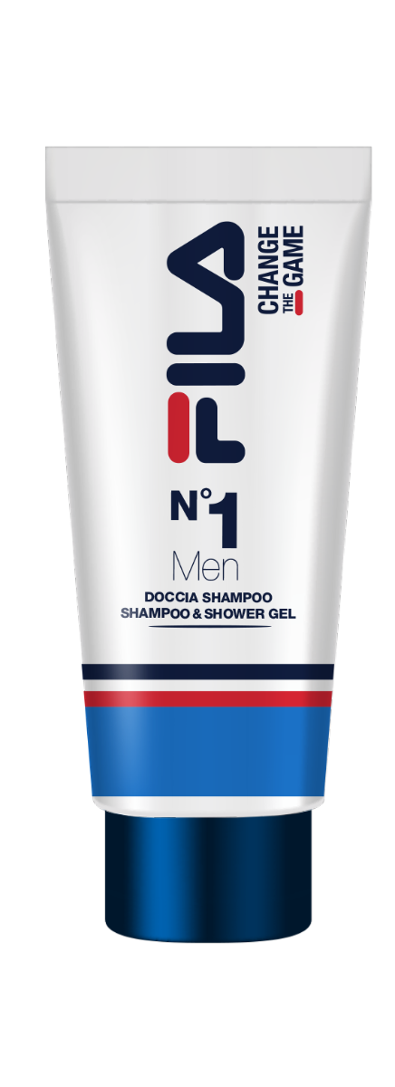 FILA Shower&Shampoo N.1 Men 250ml