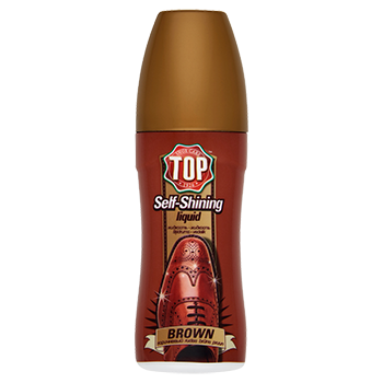 TOP Cipőfény 75 ml Barna